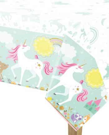 Magical Unicorn Party Tablecover