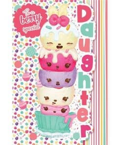 Num Noms Party Daughter Birthday Card