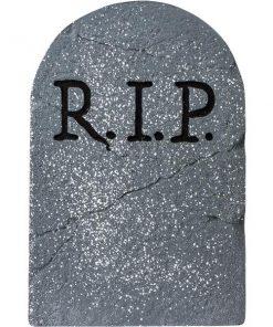 Halloween RIP Polystyrene Tombstone