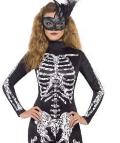 Halloween Skeleton Soleil Costume