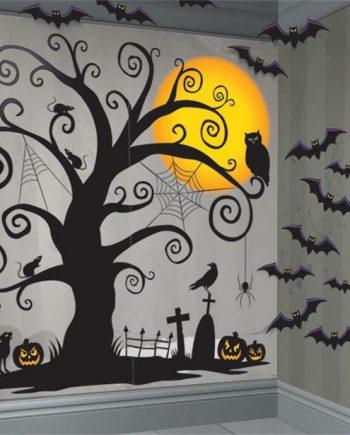 Halloween Party Scene Setters