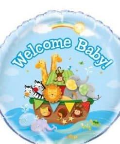Noah's Ark Party Foil Balloon