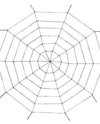 Halloween Giant Rope Web