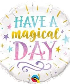 Magical Day Foil Balloon
