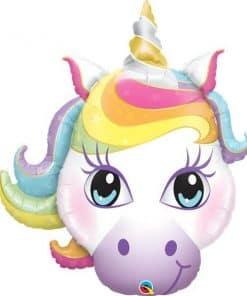 Magical Unicorn Supershape Foil Balloon