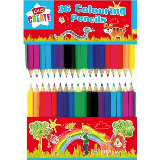 Mini Colouring Pencils