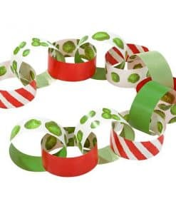 Botanical Sprout Party Christmas Sprout Paper Chains