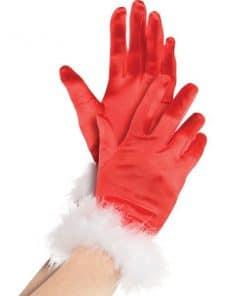 Miss Santa Gloves