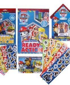 Paw Patrol Bumper Activity Bag