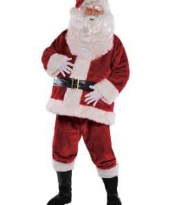Regal Santa Father Christmas Suit