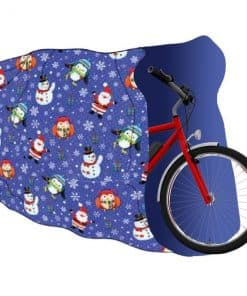 Giant Christmas Bike Sack