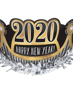 New Year's Eve 2020 Foil Crown