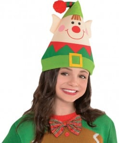 Christmas Whimsical Elf Hat