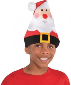 Christmas Whimsical Santa Hat