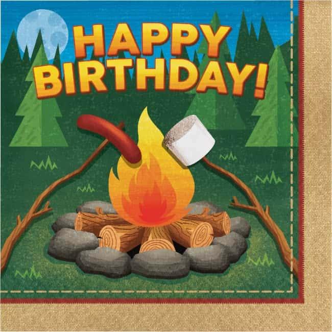 Fun Com Happy Birthday Cake