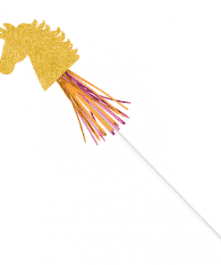 Magical Unicorn Party Paper Wands