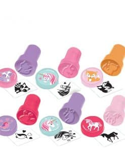 Magical Unicorn Party Stamper Set