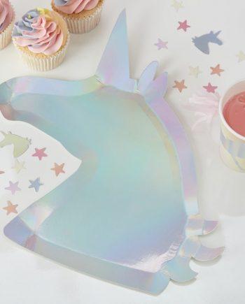 Make A Wish Unicorn Iridescent Party