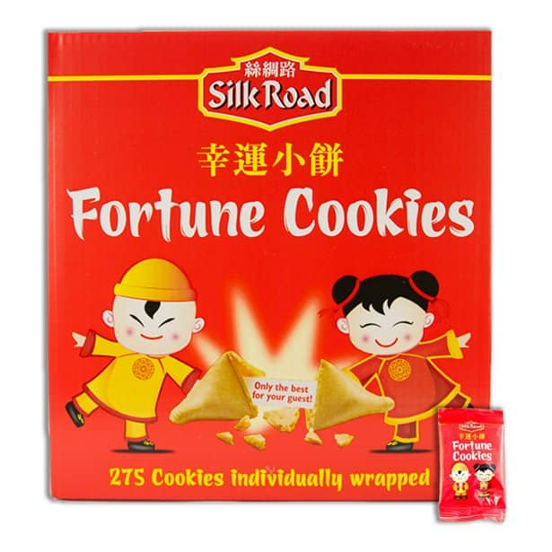Chinese New Year Red Dragon Fortune Cookies - Fun Party ...
