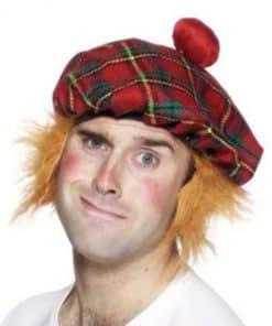 Tartan Tam o' Shanter Hat