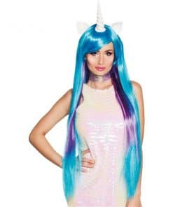 Unicorn Stardust Adult Wig