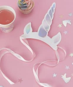 Make A Wish Unicorn Party Unicorn Horns Headbands