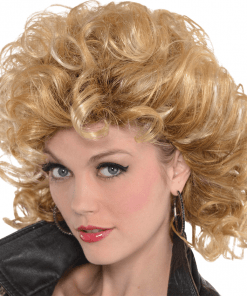 50s Classic Grease Sandy Adult Wig
