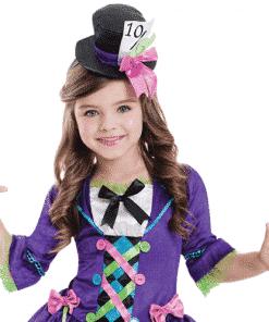 Bad Hatter Alice In Wonderland Costume