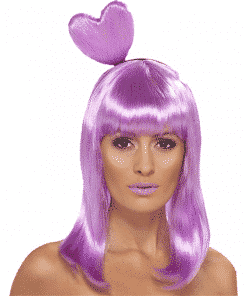 Candy Queen Lilac Adult Wig
