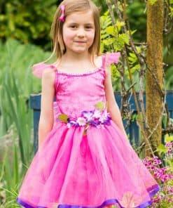 Cerise Flower Fairy Costume
