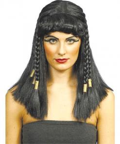 Black Cleopatra Adult Wig
