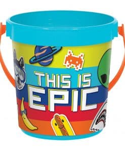 Epic Party Favour Bucket