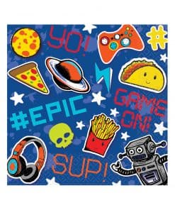 Epic Party Paper Lunch Napkins