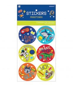 Epic Party Bag Fillers - Stickers