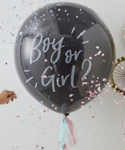 Oh Baby Giant Gender Reveal Balloon Kit