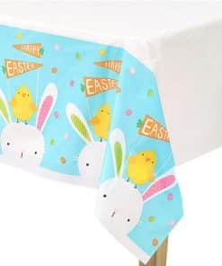 Hello Bunny Tablecover