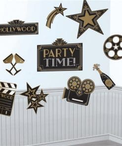 Hollywood Party Cut Outs