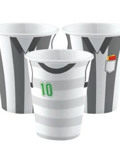Kicker Football Party Paper Cups