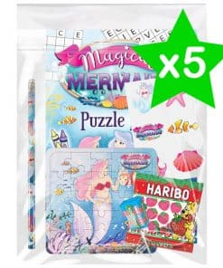 Mermaid Pre-filled Party Bag x 5