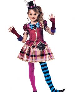 Miss Hatter Alice In Wonderland Costume
