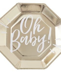'Oh Baby' Baby Shower