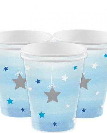 One Little Star Boy Party Cups