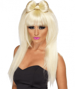 Pop Sensation Blonde Adult Wig