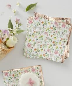 Ditsy Floral Paper Napkins