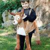 Ride on Reindeer Costume