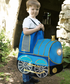 Ride on Train Costume