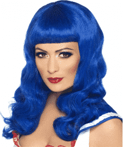 Sweatheart Blue Adult Wig