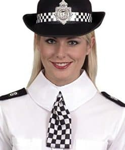 Police Set with Scarf & Epaulettes