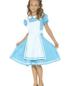 Wonderland Princess Costume - 4/6 years