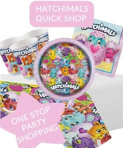 Buy Hatchimals Themed Party QUICK SHOP